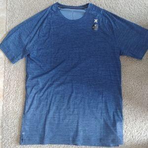 Hurley Nike Dri-Fit Mens Shirt
